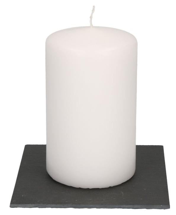 Kerzenständer aus Schiefer