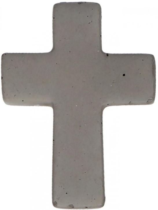 FeinbetonMagnet-Kreuz Schutz und Segen