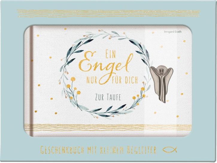 Geschenkset zur Taufe - Ein Engel nur für dich
