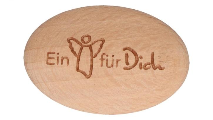 Holzhandschmeichler - Ein Engel für dich