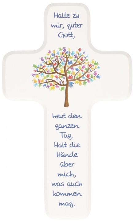 Kinderholzkreuz Lebenbaum