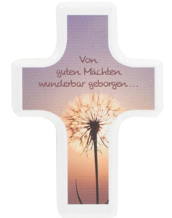 Handschmeichlerkreuz Von guten Mächten wunderbar geborgen