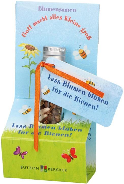 Blumensamen Lasst Blumen blühen für die Bienen