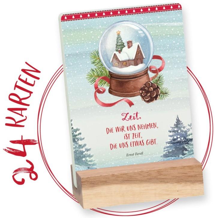 Geschenkset - Bald wird Weihnachten sein