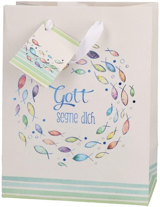 Geschenktüte - Gott segne dich