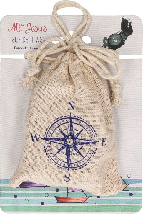 Kompass - Mit Jesus auf dem Weg