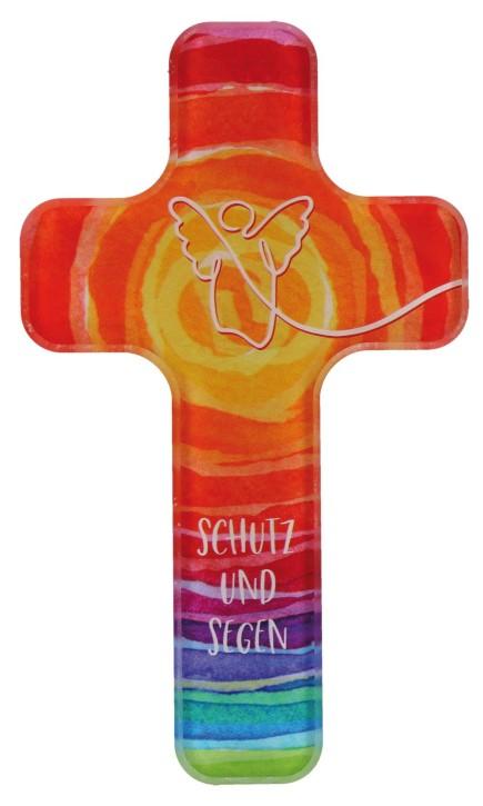 Acrylglas-Kinderkreuz - Schutz und Segen
