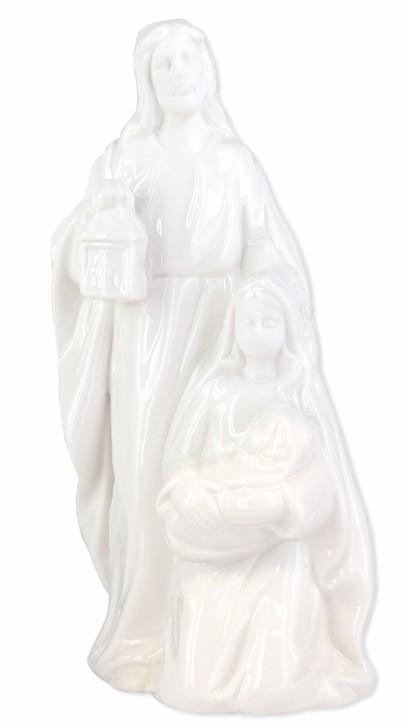 Porzellan-Figur Heilige Familie