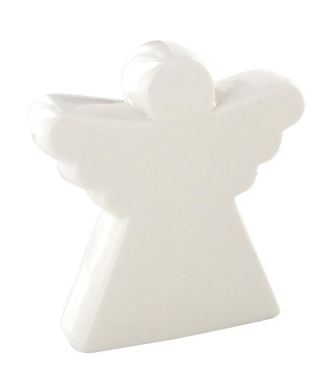 Porzellan-Figur Engel des Segens klein