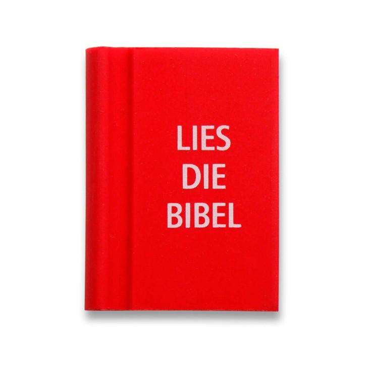 Radiergummi - Bibel