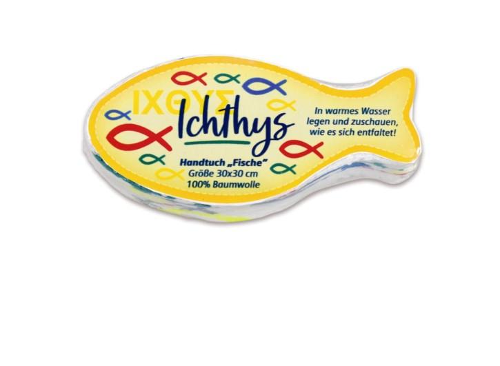 Handtuch - Fisch
