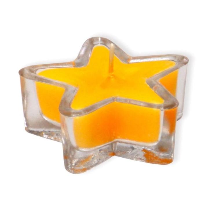 Kerzenglas - Stern
