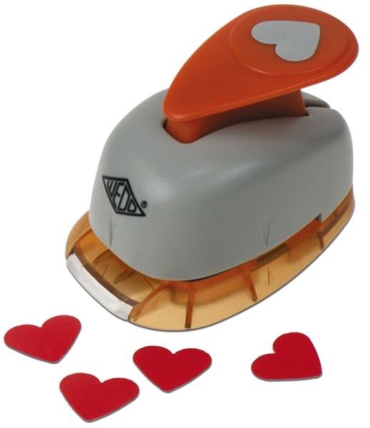 Motivlocher - Herz