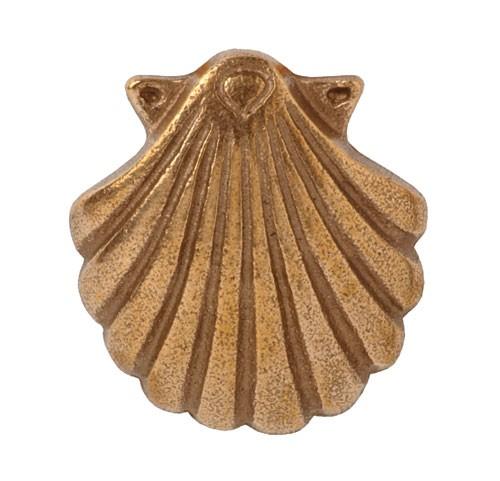 Anhänger Jakobsmuschel aus Bronze