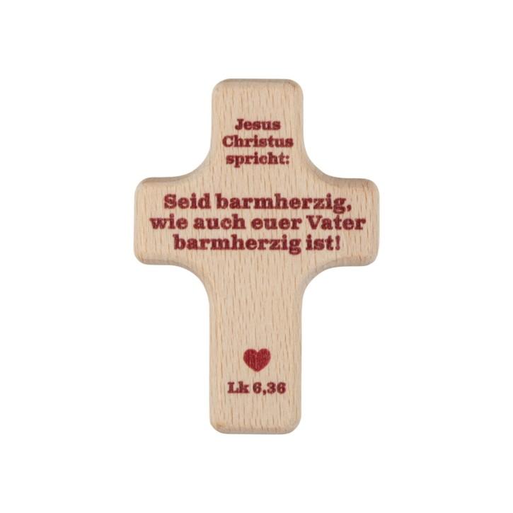 Handschmeichler Kreuz - Jahreslosung 2021