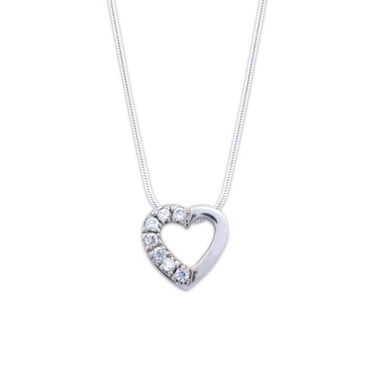 Halskette Herz - Jahreslosung 2021