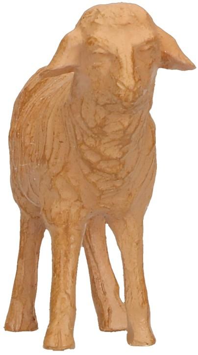 Krippenfigur Schaf, schauend