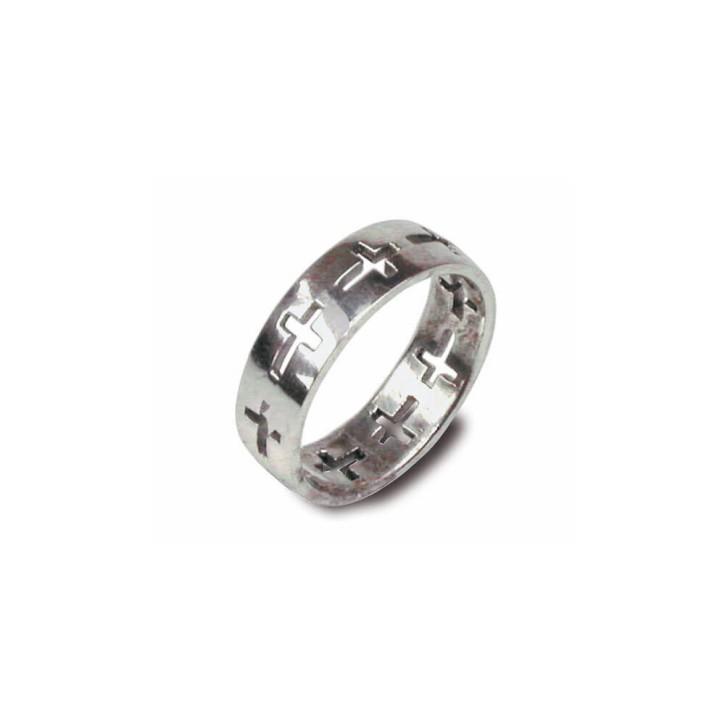 Ring - Kreuze 16 mm