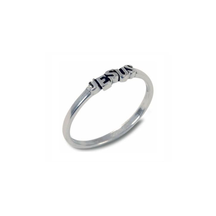 Ring Jesus 21mm
