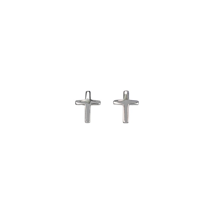 Ohrstecker - Kreuz