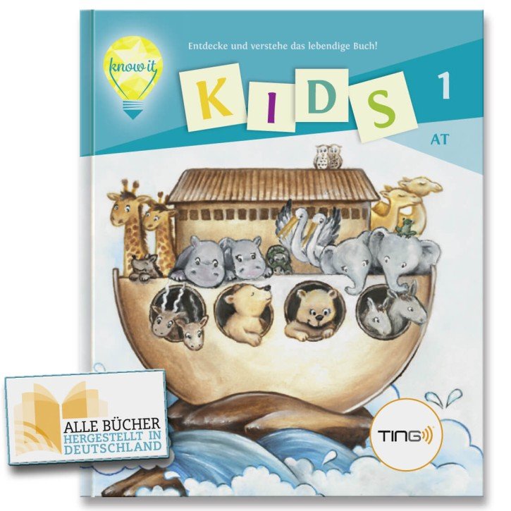 TING Audio-Buch - KIDS Altes Testament