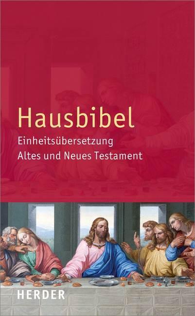 Hausbibel, revidierte Einheitsübersetzung, m. Fotos