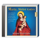 Maria, Mutter Gottes, 1 Audio-CD
