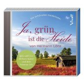 Ja, grün ist die Heide, 1 Audio-CD
