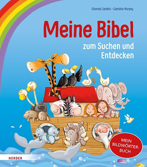 Meine Bibel zum Suchen und Entdecken