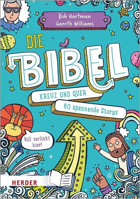 Die Bibel kreuz und quer