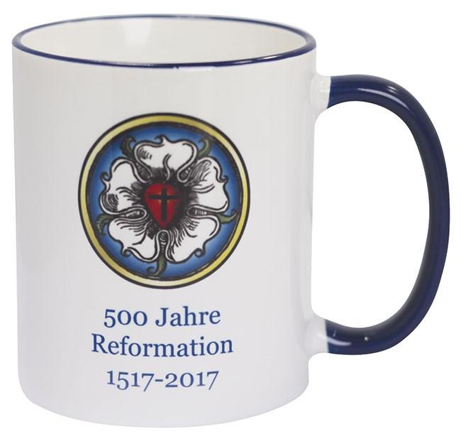 Tasse 500 Jahre Reformation