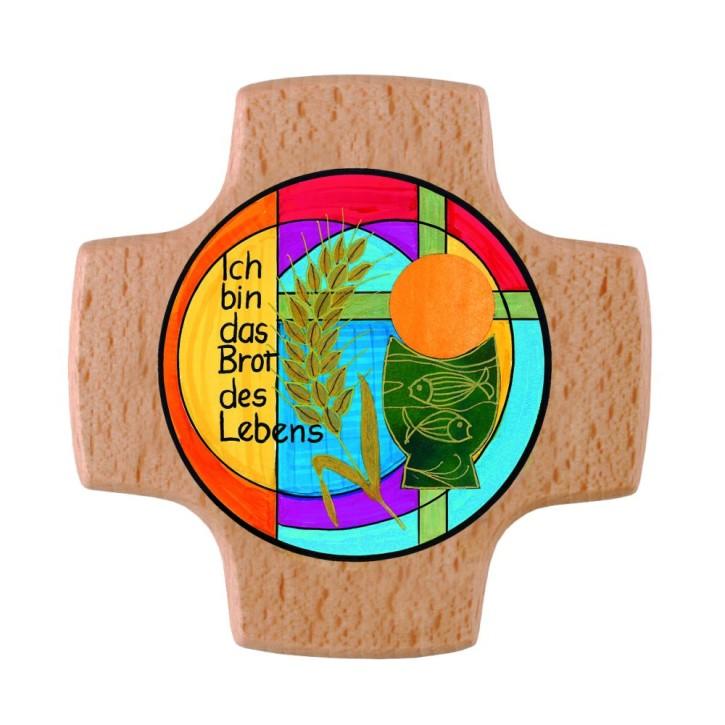 Kreuz Brot des Lebens