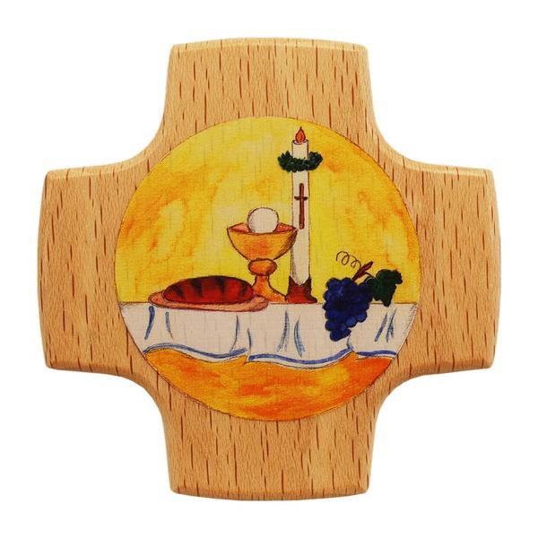 Kreuz Kommunionsymbole
