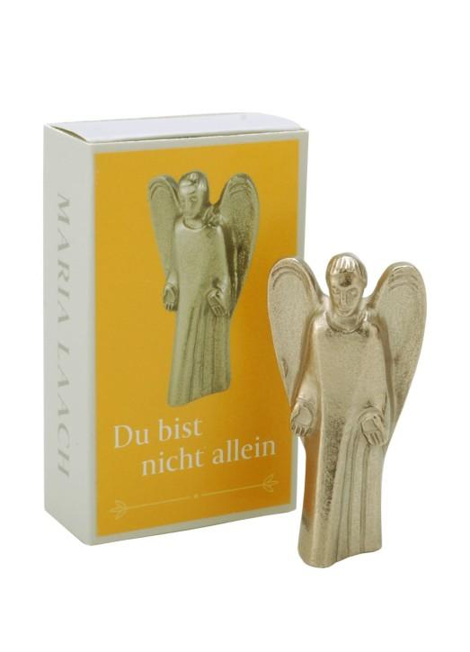 Figur Schützender Engel, in Geschenkschachtel Du bist nicht allein
