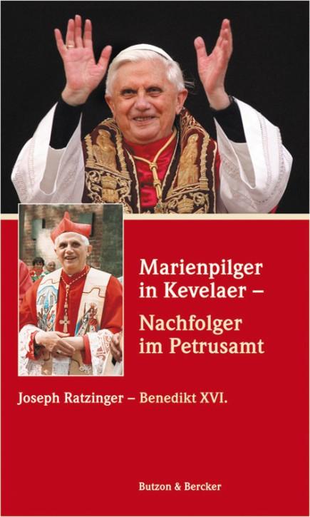 Marienpilger in Kevelaer - Nachfolger im Petrusamt