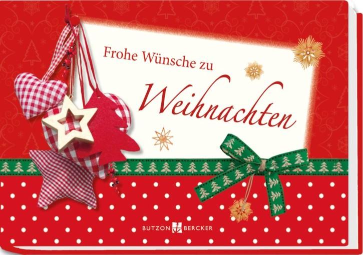 Frohe Wünsche zur Weihnachten