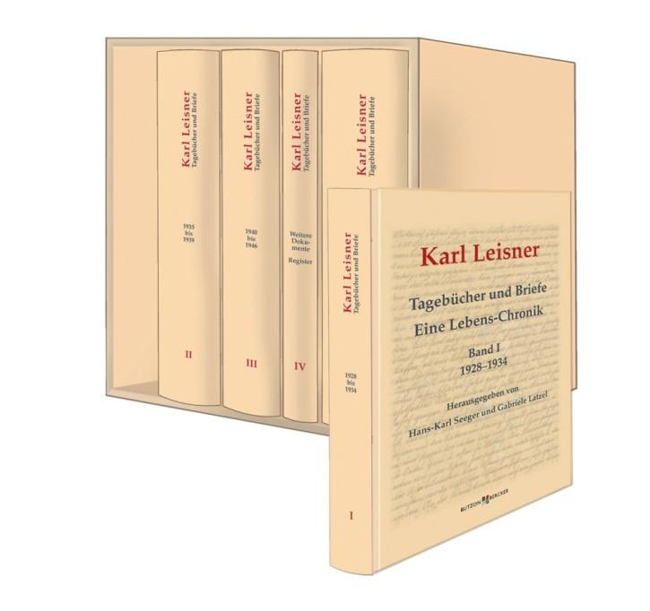 Karl Leisner - Tagebücher und Briefe / Eine Lebens-Chronik