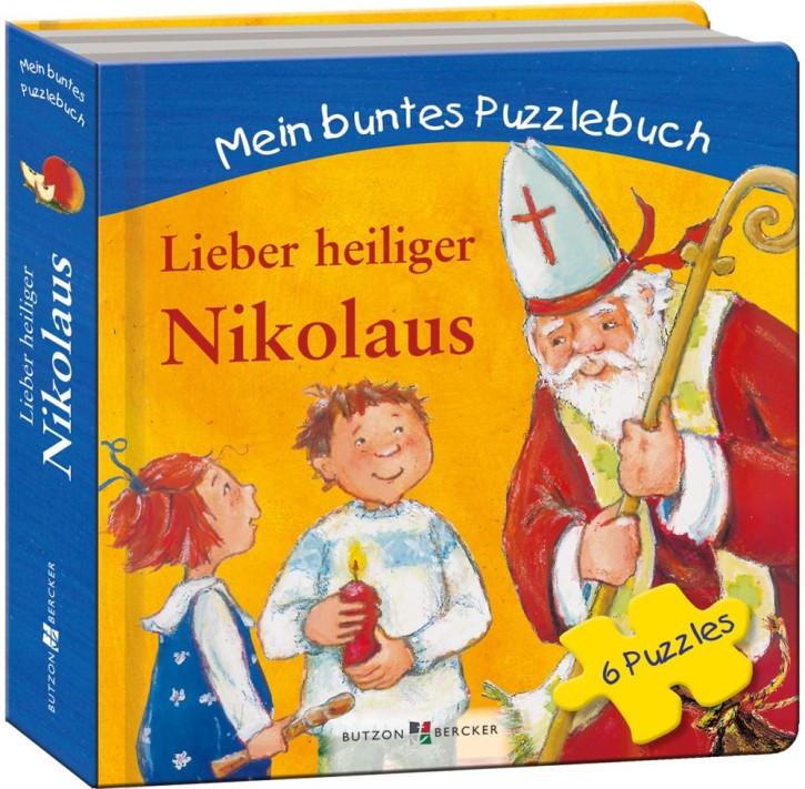 Lieber heiliger Nikolaus