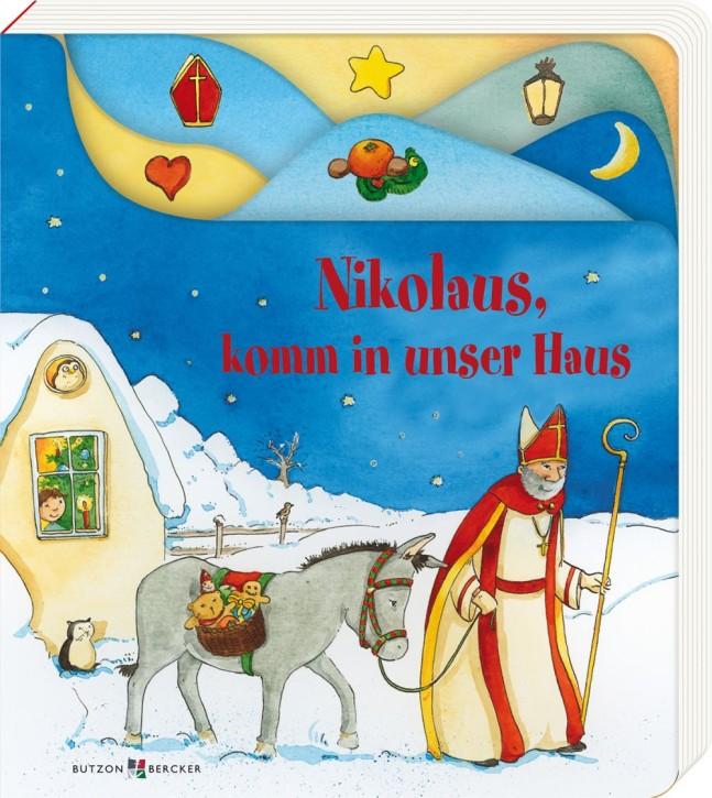 Nikolaus, komm in unser Haus