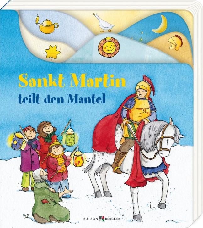 Sankt Martin teilt den Mantel