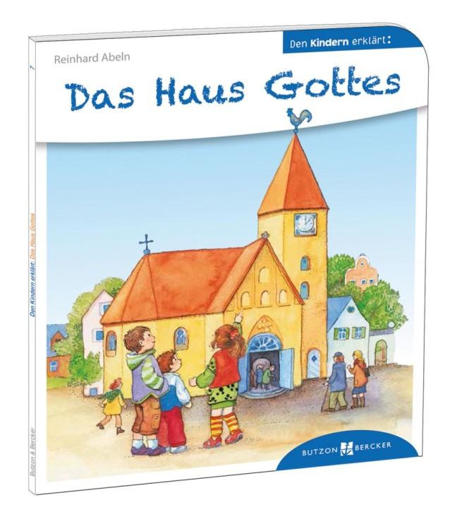 Das Haus Gottes den Kindern erklärt