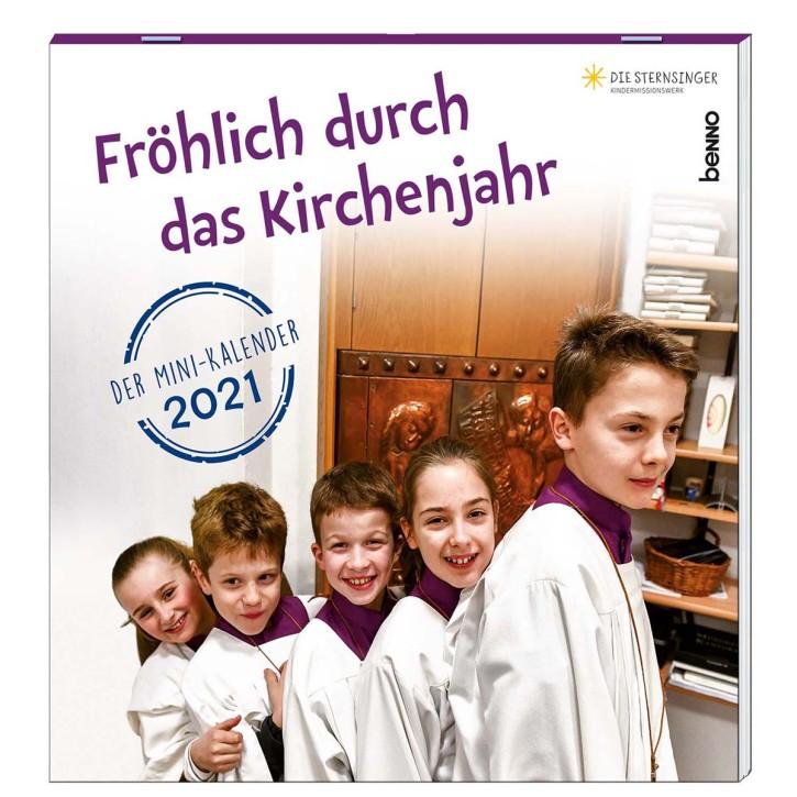Fröhlich durch das Kirchenjahr 2021