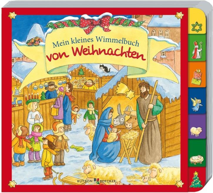 Mein kleines Wimmelbuch von Weihnachten