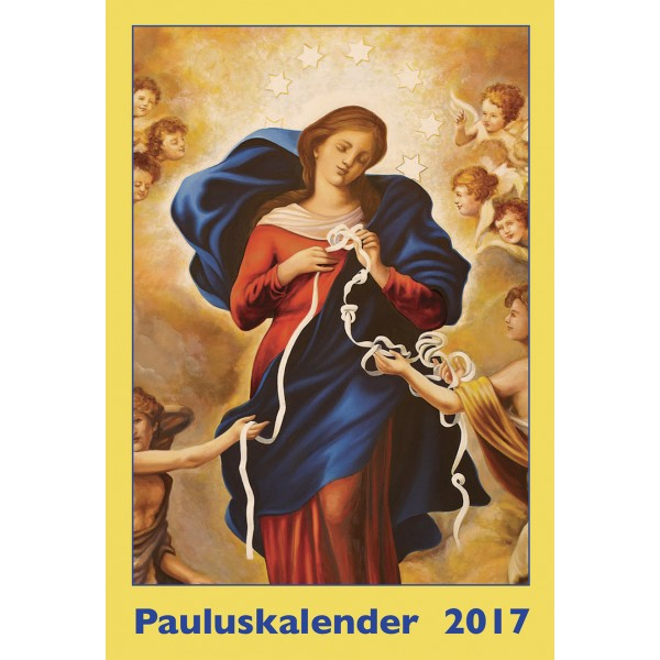 Pauluskalender 2017 - Wandkalender
