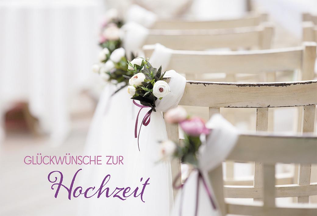 Gluckwunschkarte Gluckwunsche Zur Hochzeit