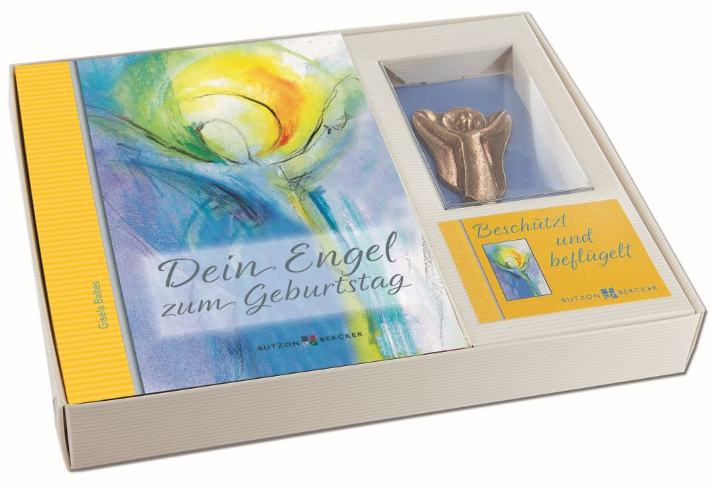 Dein Engel zum Geburtstag - Geschenkset
