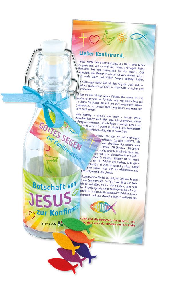 Botschaft von Jesus