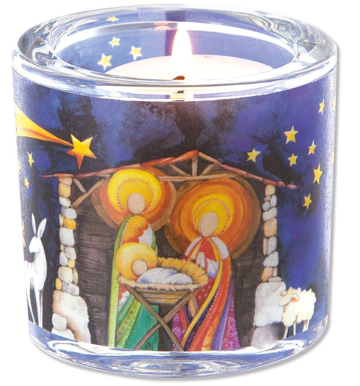 LichtMoment Weihnachten - Krippe