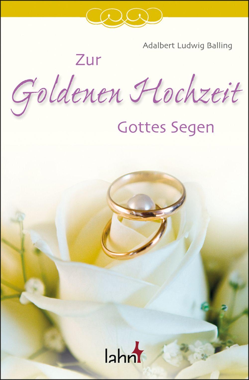 Zur Goldenen Hochzeit Gottes Segen Von Blling Adalbert Ludwig