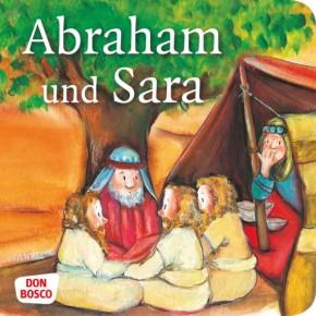 Abraham und Sara. Mini-Bilderbuch.